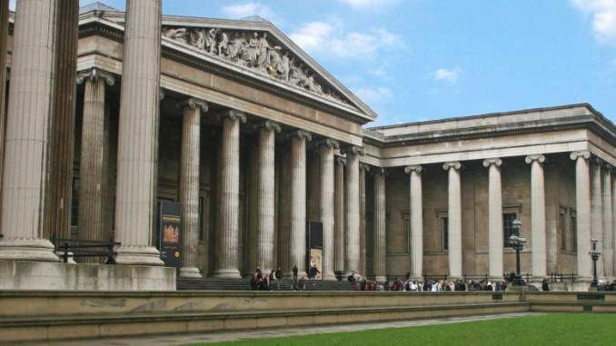 british museum eines der beliebtesten museen in london. Black Bedroom Furniture Sets. Home Design Ideas