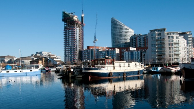 docklands-london