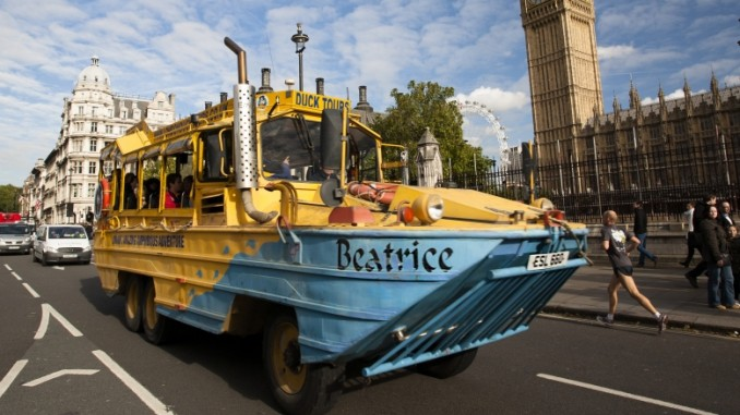 duck-tour-london