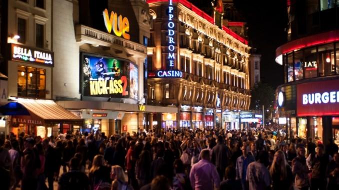 Plätze zum Tanzen in London