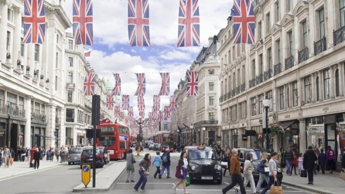 Oxford Street Die Bekannteste Einkausstra 223 E In London