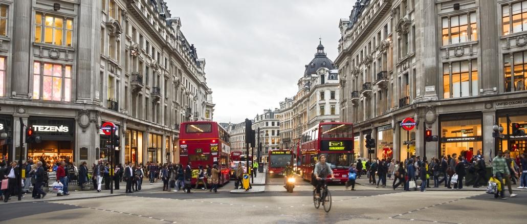 oxford street die bekannteste einkausstra e in london. Black Bedroom Furniture Sets. Home Design Ideas