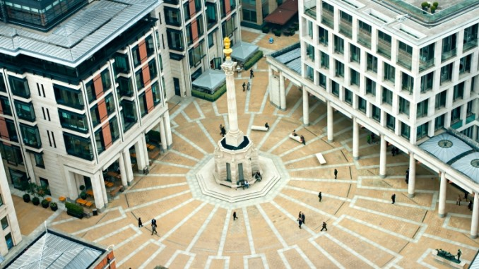 paternoster-square-london