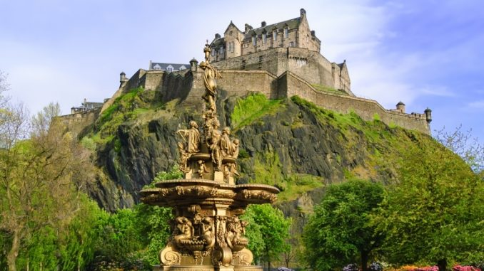 edinburgh-castle-schloss