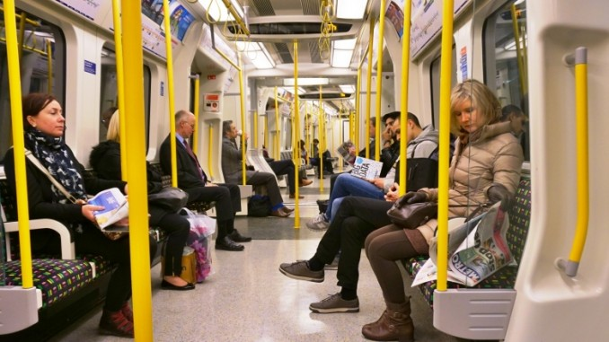london-underground-zug