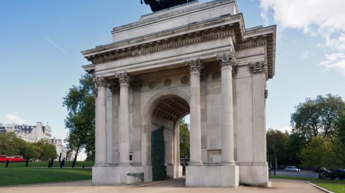 Marble Arch Ist Ein Sch 246 Ner Torbogen In London