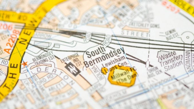 bermondsey-london